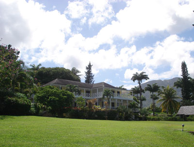 Ottley's Plantation Inn