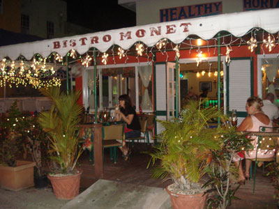 Bistro Monet, Rockley, Barbados