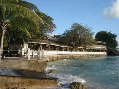 Pisces restaurant, Barbados